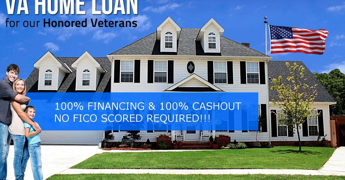 VA Loans For Refinance Or Purchase With Zero Down!