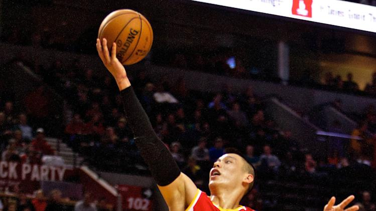 NBA: Houston Rockets at Portland Trail Blazers