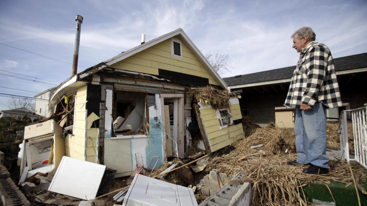 Staten Island area hit by Sandy chosen for buyouts
