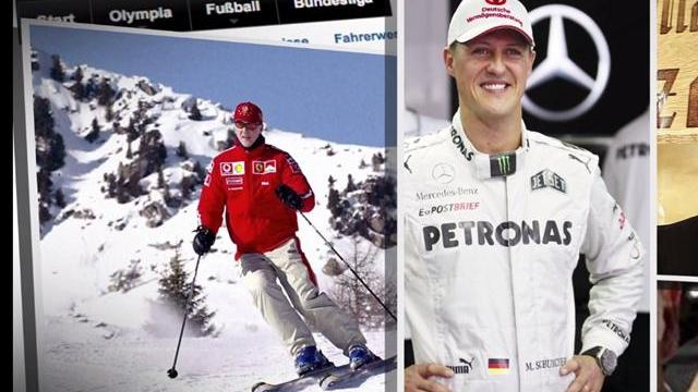 Schumacher: Statement der Familie