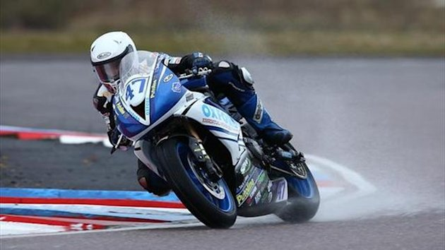 Thruxton BSB: Cooper fastest in Supersport practice