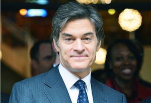Dr. Mehmet Oz | Photo Credits: Slaven Vlasic/Getty Images