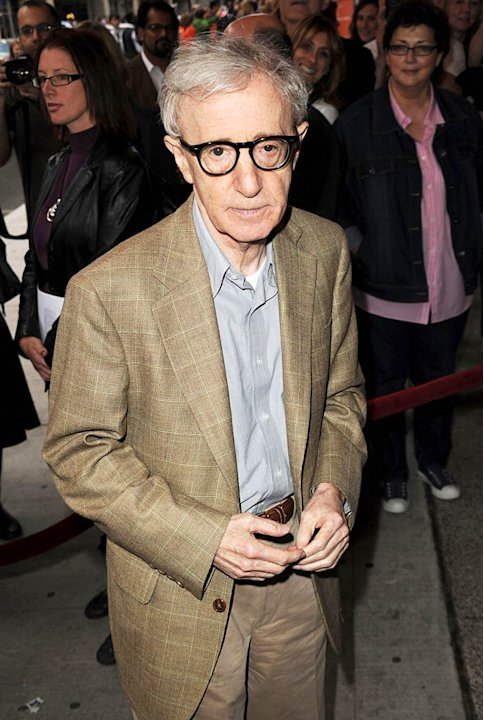 Woody Allen Toronto Film Fes