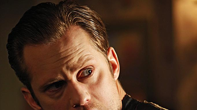 "Alexander Skarsgard as Eric Northman  in ""True Blood."""