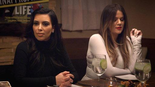 Chelsea Liquors up With the Kardashians