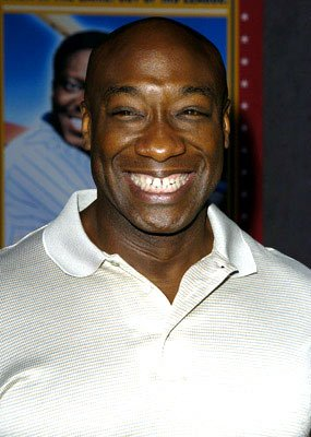 Michael Clarke Duncan at the Hollywood premiere of Touchstone Pictures' Mr. 3000