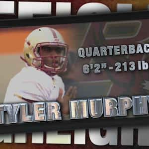 2014 Official Highlights | Boston College QB Tyler Murphy