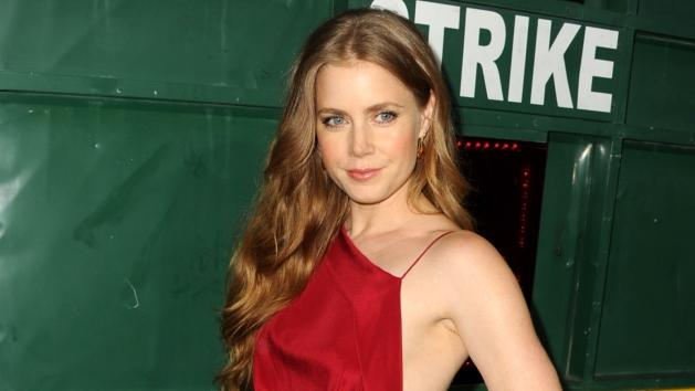 Amy Adams' Trouble With The Curve Premiere -- Getty Images