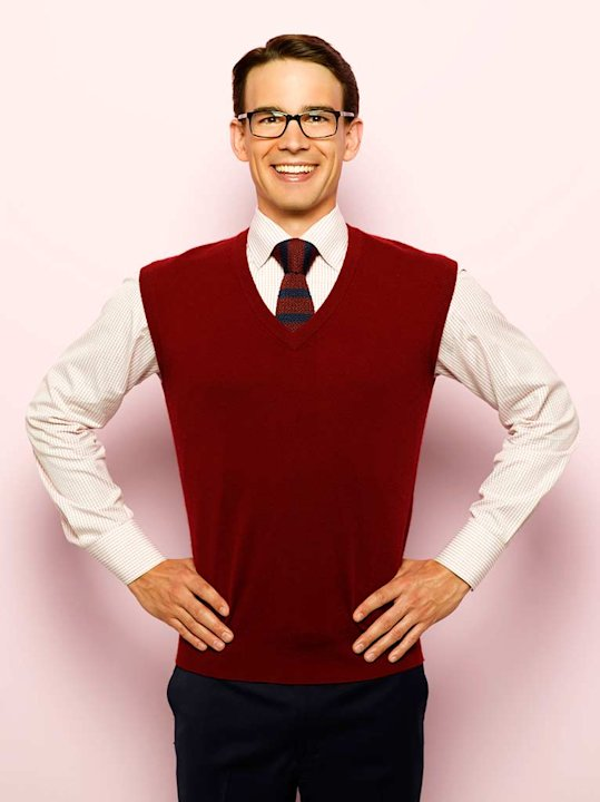 Christopher Gorham stars as Henry in Ugly Betty.
