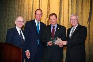 Volkswagen Group of America Receives Bridge Builders Award