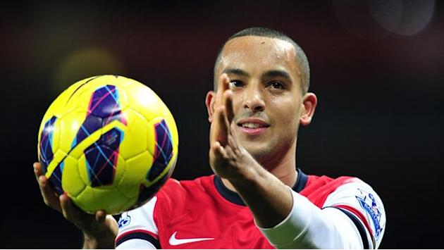 Premier League - Walcott bleibt Arsenal treu