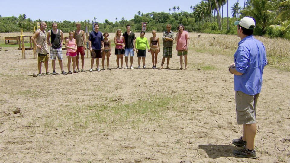 """Survivor: Philippines"" -- ""Shot into Smithereens"""
