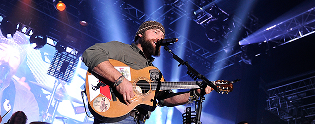 The Zac Brown Band will perform at the iHeartRadio Music Festival. (Stephen Lovekin/Getty Images for Bud Light)