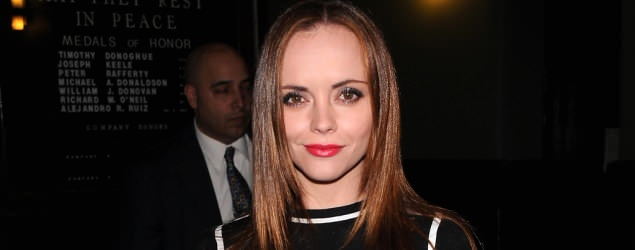 Christina Ricci (Getty Images)