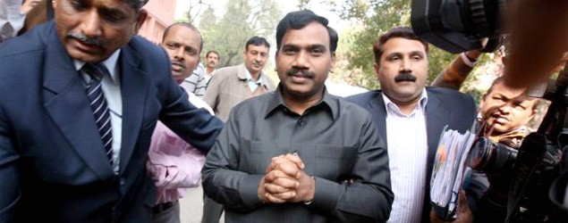 PM wanted to go against telecom policy: A Raja