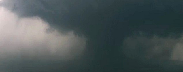 Eyewitness footage captures tornadoes, hail. (YouTube)