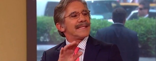 Geraldo Rivera's views on marriage trigger a Web uproar. (Yahoo News)