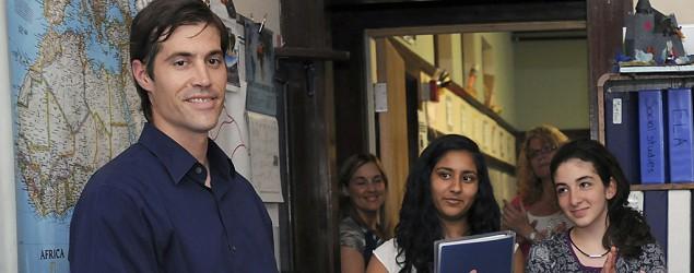 James Foley's parents speak out (AP)
