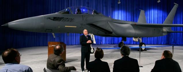 S. Korea says U.S. jet isn't good enough. (Jeff Roberson/AP)