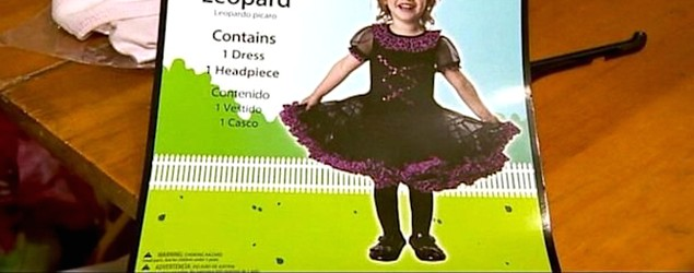 Walmart pulls costume with unfortunate name (Good Morning America)