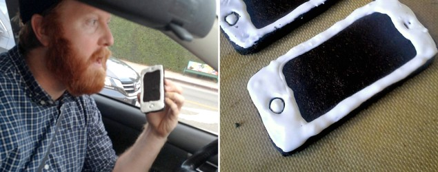 Comedian (Unsurprisingly) Regrets Pranking Cops with iPhone-Shaped Cookies