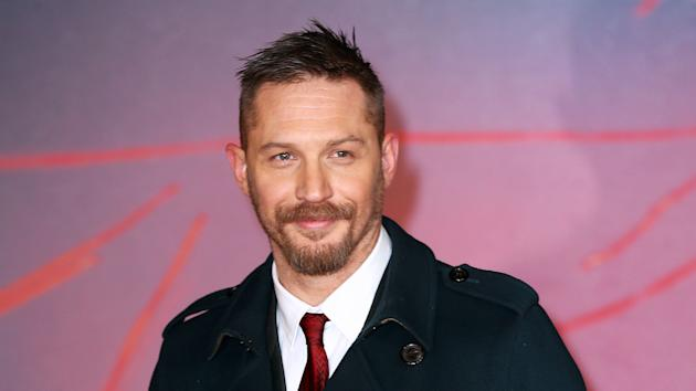 Tom Hardy to Play Al Capone in Movie About His Final Days