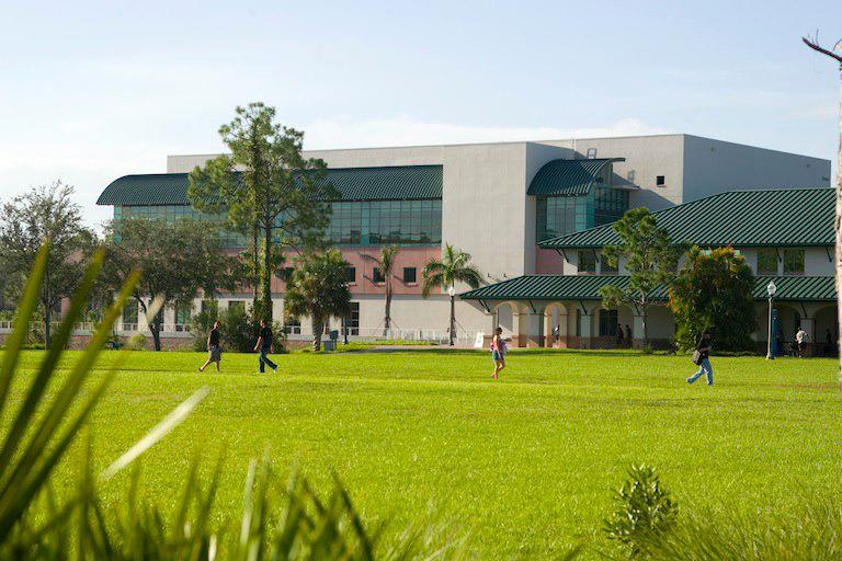 FGCU library