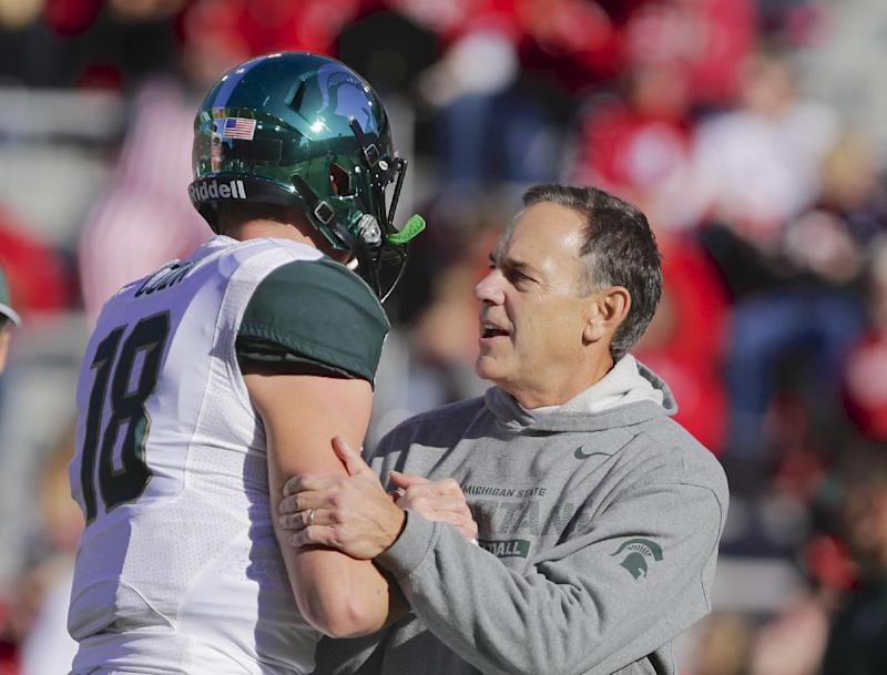 Big goals in sight for No. 13 Michigan State
