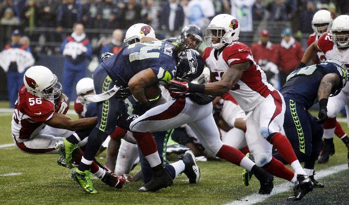 Seattle's run game struggling to find footing