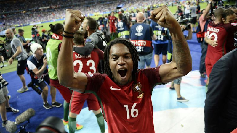Renato Sanches wins Golden Boy award for 2016