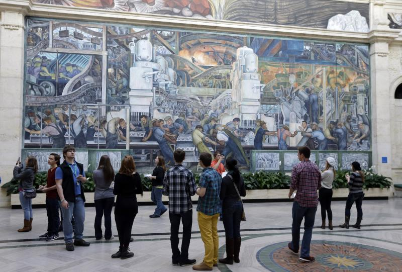 Detroit-owned Van Gogh appraised at up to $150M