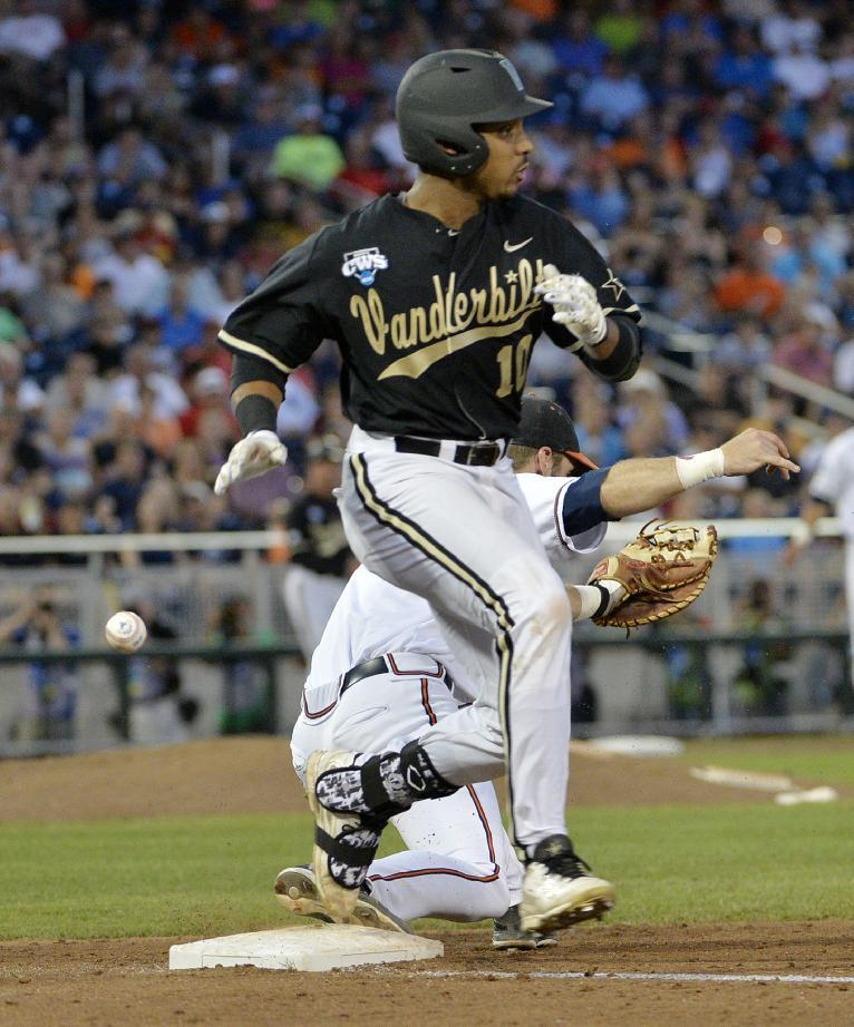 Vandy's lone homer produces national championship