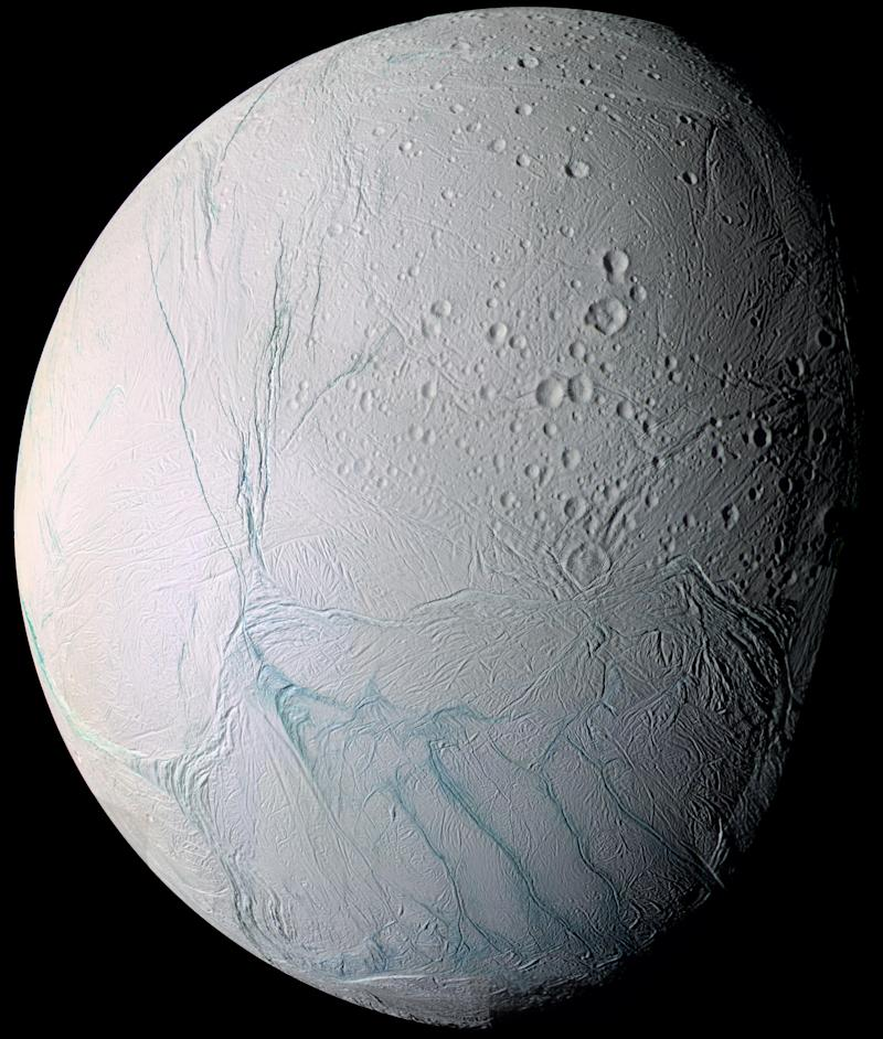 Saturn's moon Enceladus has flawless conditions for life