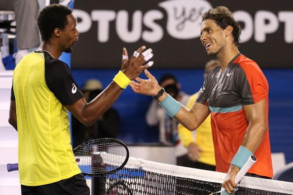 Rafael Nadal through to quarters as Australian Open round for wraps up