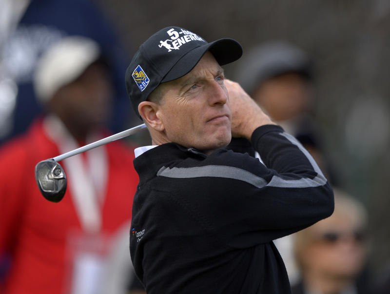 Furyk returns from a long winter's nap