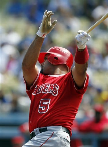 Royals-Angels Preview