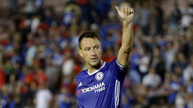 John Terry to leave Chelsea F.C. at end of the season
