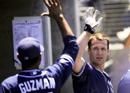 Padres score 6 unearned runs to beat Dodgers 7-2