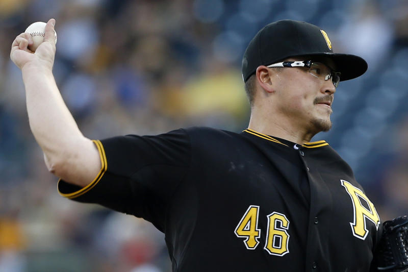 Polanco, Worley lead Pirates past Mets 5-2