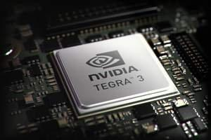 NVIDIA Quad-Core Tegra 3 Chip Sets New Standards of Mobile Computing Performance, Energy Efficiency