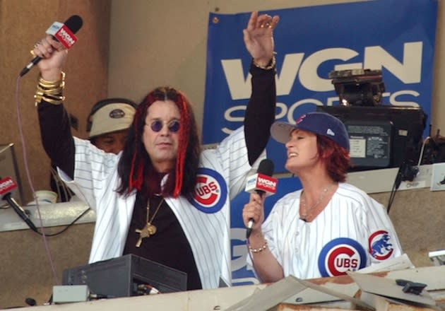 Image result for ozzy take me out to the ball game