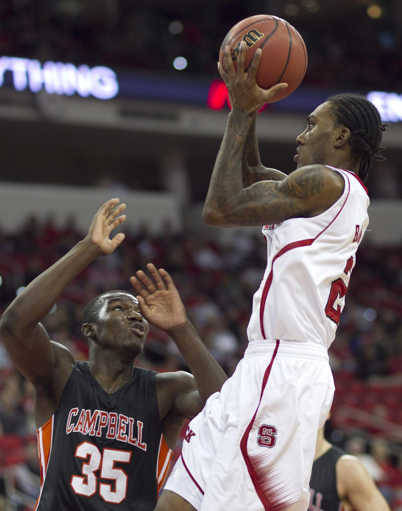 NC State beats Campbell 81-66