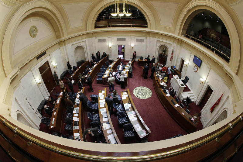 Property tax bill stalls before Ark. lawmakers