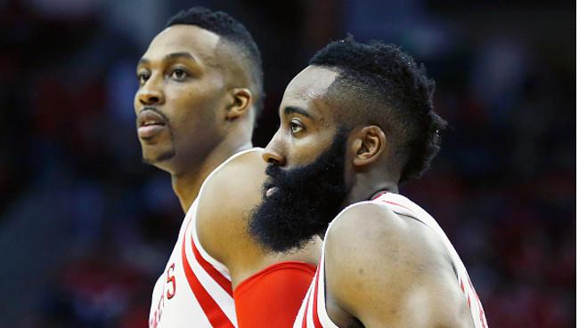 James Harden pushed Rockets to play Clint Capela over Dwight Howard
