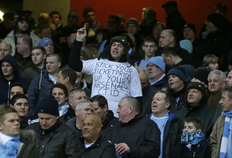 Linesman advises City players to thanks fans