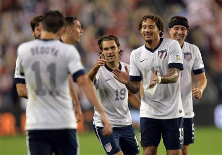 Soccer: World Cup Qualifier-Jamaica at USA