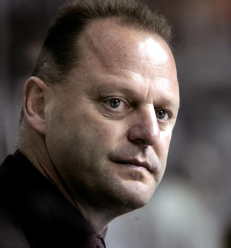 Panthers hire Gerard Gallant as coach