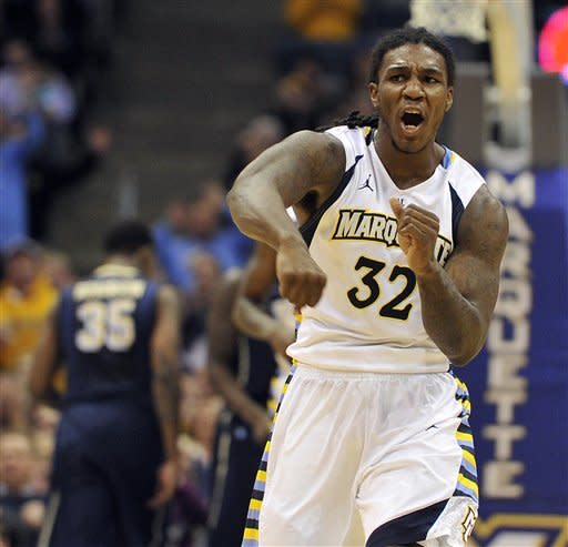 No. 25 Marquette beats Pittsburgh 62-57