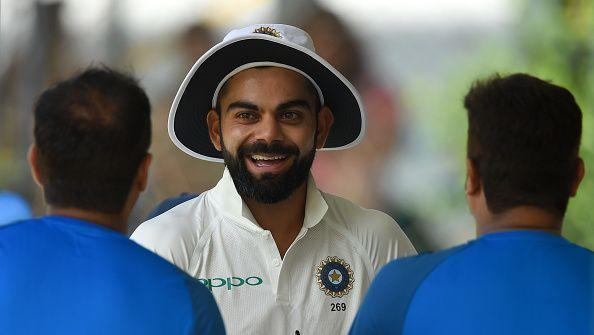 Virat Kohli expresses wish ahead of first Test against Sri Lanka