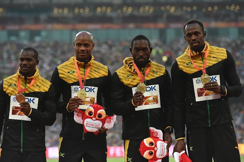 With Bolt leaving, Olympic track starts search for new faces